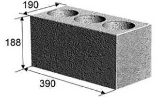 Раствор для керамзитобетонных блоков пропорции