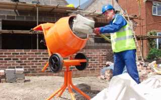 Как определить вес бетонной плиты
