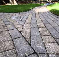 Материалы для тротуарной плитки