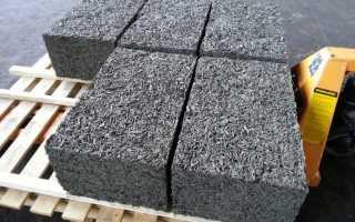 Состав цементного блока