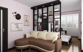Спальня с эркерным окном