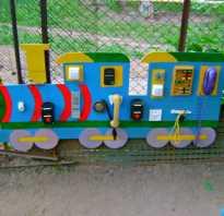 Украшение площадки в детском саду своими руками