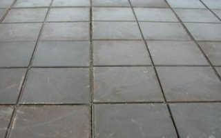 Тротуарная плитка без щебня