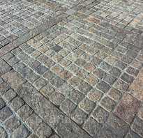 Техника укладки тротуарной плитки