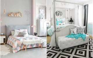 Цветовые гаммы для спальни