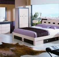 Спальная комната для девушки