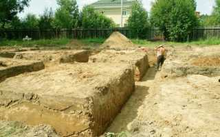 Что такое бетонная подготовка под фундамент