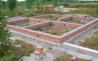 Фундамент бетонный ленточный монолитный