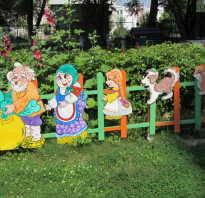 Украсить веранду в детском саду своими руками