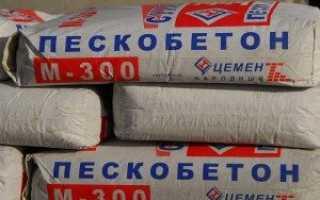 Как разводить цемент на фундамент