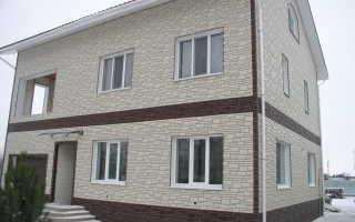 Фасад дома из сайдинга фото