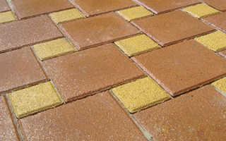 Бетонная тротуарная плитка характеристики
