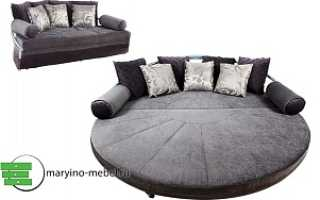 Огромные диваны для гостиной