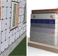Как утеплить бетонный дом снаружи