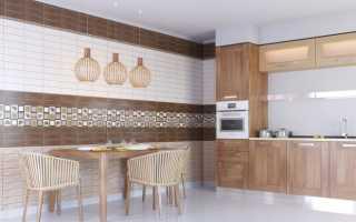 Панели для стен кухни из пластика