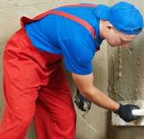Цементная штукатурка для газобетона