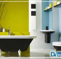 Какой краской красят стены в ванной