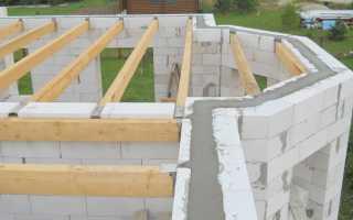 Плиты перекрытия из ячеистого бетона