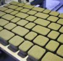 Материалы для производства брусчатки