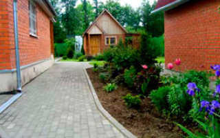 Садовый бордюр купить в москве
