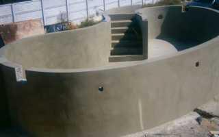 Раствор для гидроизоляции бетона