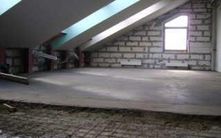 Из какого бетона делают плиты