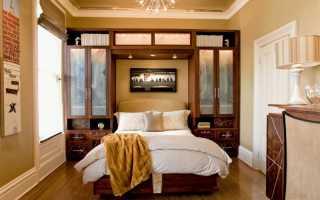Примеры оформления спальни