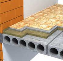 Чем утеплить бетонный пол в частном доме