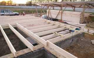 Марка бетона на фундамент