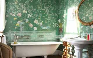 Ванные комнаты под покраску