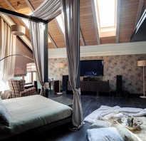 Стандартные размеры спальни
