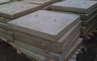Размеры тротуарных плит